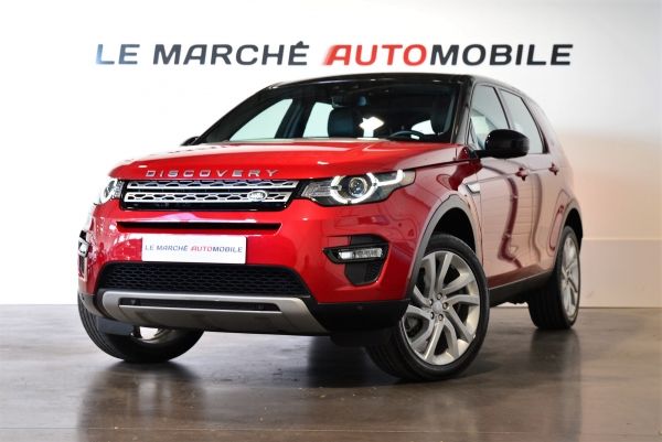 Land Rover Discovery Sport Td4 150ch Awd Hse Bva 7p